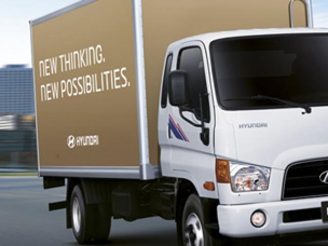 Transporte Carretero - HYUNDAI HD 65 - OKM d387a70c508