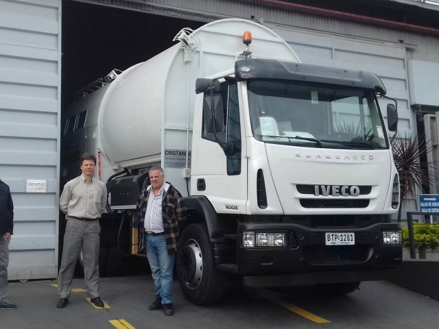 IVECO - Partry S.A.
