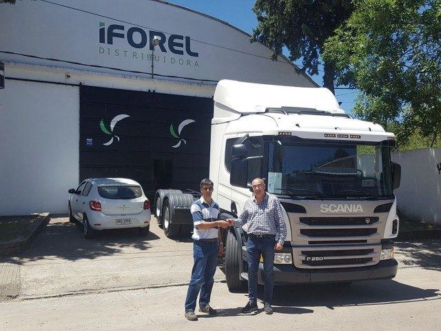 SCANIA - Iforel S.A.